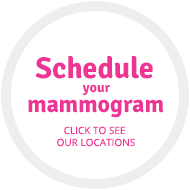 Schedule your mammogram